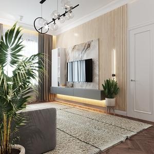 Дизайн квартиры в г.Караганда